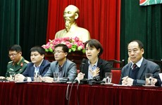 Conférence de presse du ministère de la Santé sur le nouveau coronavirus