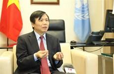 Le Vietnam a bien accompli ses missions en tant que président du Conseil de sécurité