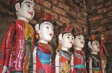 Excursion dans le village des marionnettes sur l'eau de Dào Thuc