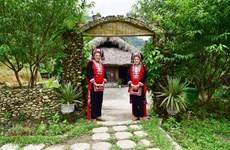 Le succès des jeunes Dao Rouge dans le tourisme communautaire