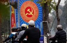 Messages de félicitation de l'étranger au Parti communiste du Vietnam