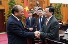 Le PM demande aux diplomates de promouvoir la coopération économique