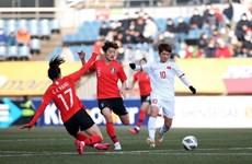 Football féminin: le Vietnam s'incline face à la R de Corée en éliminatoires des Jeux olympiques