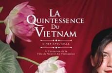 La quintessence de la culture du Vietnam présentée en France