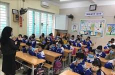Enrichissement des connaissances sur le nCoV pour les élèves