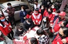 Hanoï : lancement de la campagne de don de sang