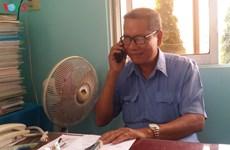 Lê Ngoc Hoa, serviteur du peuple