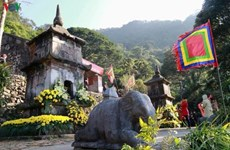 Ngoa Vân, un lieu saint du bouddhisme