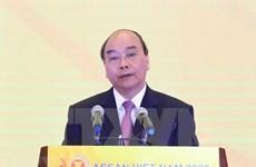 Le président de l'ASEAN fait une déclaration sur la réponse au COVID-19