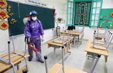 Les écoles de Hanoi et Ho Chi Minh-Ville resteront fermées pendant une semaine