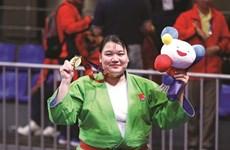 Le combat de Thanh Thuy après les SEA Games 30