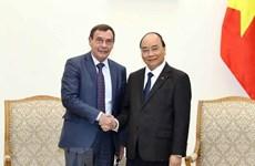 Le PM salue la coopération anti-corruption Vietnam-Russie