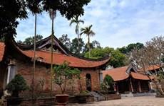 Pèlerinage printanier à la pagode Vinh Nghiêm