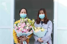 Coronavirus COVID-19 : deux nouveaux cas guéris à Vinh Phuc
