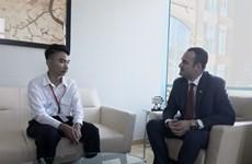 Hô Chi Minh-Ville : Un élève de Vinschool devenu ''consul général du Canada d'un jour''