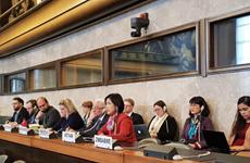 Le Vietnam participe à la Conférence du désarmement à Genève