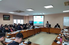 L'égalité des sexes au menu d'un colloque à Hanoi