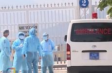 Les déplacements en provenance de la République de Corée sous contrôle