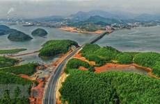 Ha Long: 108 millions de dollars pour le développement des infrastructures