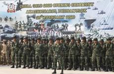 L'exercice militaire Cobra Gold démarre sur fond de coronavirus