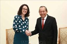 Renforcement des relations de coopération entre le Vietnam et la  Hesse (Allemagne)