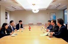 Les entreprises américaines envisagent une coopération renforcée avec le Vietnam