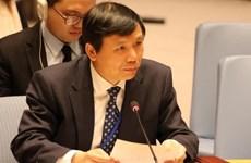 Le Vietnam exhorte à respecter des obligations en droit international humanitaire en Syrie