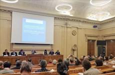 Un séminaire en France sur la coopération pour la sécurité et le développement en Mer Orientale