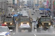 Le Vietnam demande un traitement efficace le citoyen contractant le COVID-19 en R. de Corée