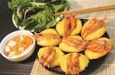 Les beignets de crevettes Hô Tây font recette