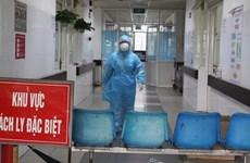 Fin de quarantaine pour 30 rapatriés de Wuhan au Vietnam