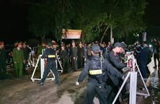 La fin de l'isolement de la commune de Son Loi à Vinh Phuc