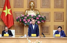 Le  PM reconnaît les réalisations du comité de pilotage national de lutte contre le COVID-19