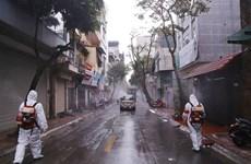 Hanoi enregistre un nouveau cas d'infection au coronavirus