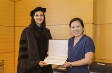 Cellules souches : une Vietnamienne honorée par la Société américaine d'hématologie