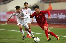 Coupe du Monde 2022: report des matchs de la 2e phase des éliminatoires asiatiques
