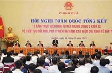 Le Livre blanc des coopératives vietnamiennes sera publié en avril