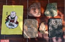 L'art des estampes populaires de Dông Hô veut séduire l'UNESCO