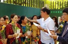 Rencontre avec des femmes vietnamiennes au Mozambique