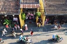 Lancement de mesures pour conserver le patrimoine mondial de Hoi An