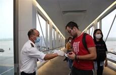 COVID-19: informations sur la politique d'entrée et de sortie appliquée pour les étrangers