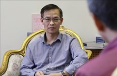 COVID-19: L'ambassade du Vietnam en Russie suit de près la situation des étudiants vietnamiens