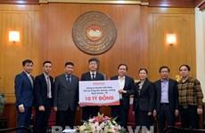 Honda Vietnam soutient les efforts contre le coronavirus