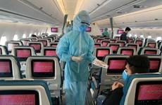 Deux vols supplémentaires avec des passagers positifs au coronavirus
