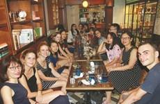 La francophonie active à Vinh
