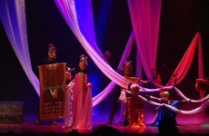 Nguyên Tiên Dung, un marionnettiste dévoué