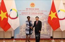Le rôle du Vietnam au sein de la Francophonie