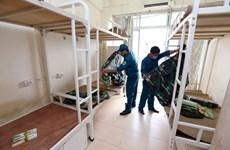 Le nombre total de cas de COVID-19 au Vietnam est désormais de 123