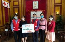 Coca-Cola Vietnam soutient la prévention et la lutte contre le COVID-19