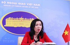 Le Vietnam demande à la Chine de respecter la souveraineté vietnamienne